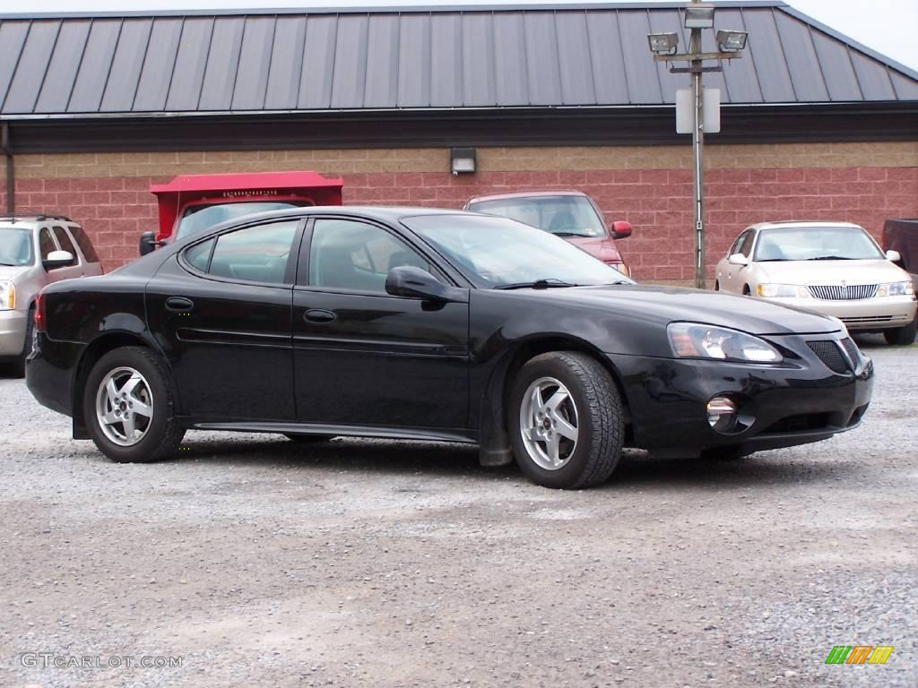 2004 black pontiac grand prix gt sedan 11169720 photo 12 2003 Grand Prix Black 2004 grand prix gt sedan black dark pewter photo 12