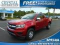 Red Rock Metallic 2015 Chevrolet Colorado Gallery