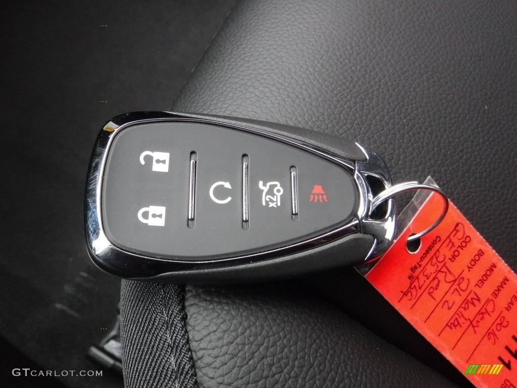 2016 Chevrolet Malibu Premier Keys Photo 112017523