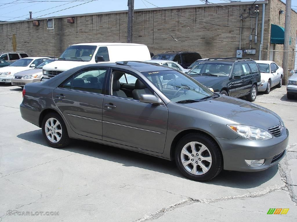 2006 phantom gray pearl toyota camry xle v6 11174548 photo 4 car color galleries. Black Bedroom Furniture Sets. Home Design Ideas