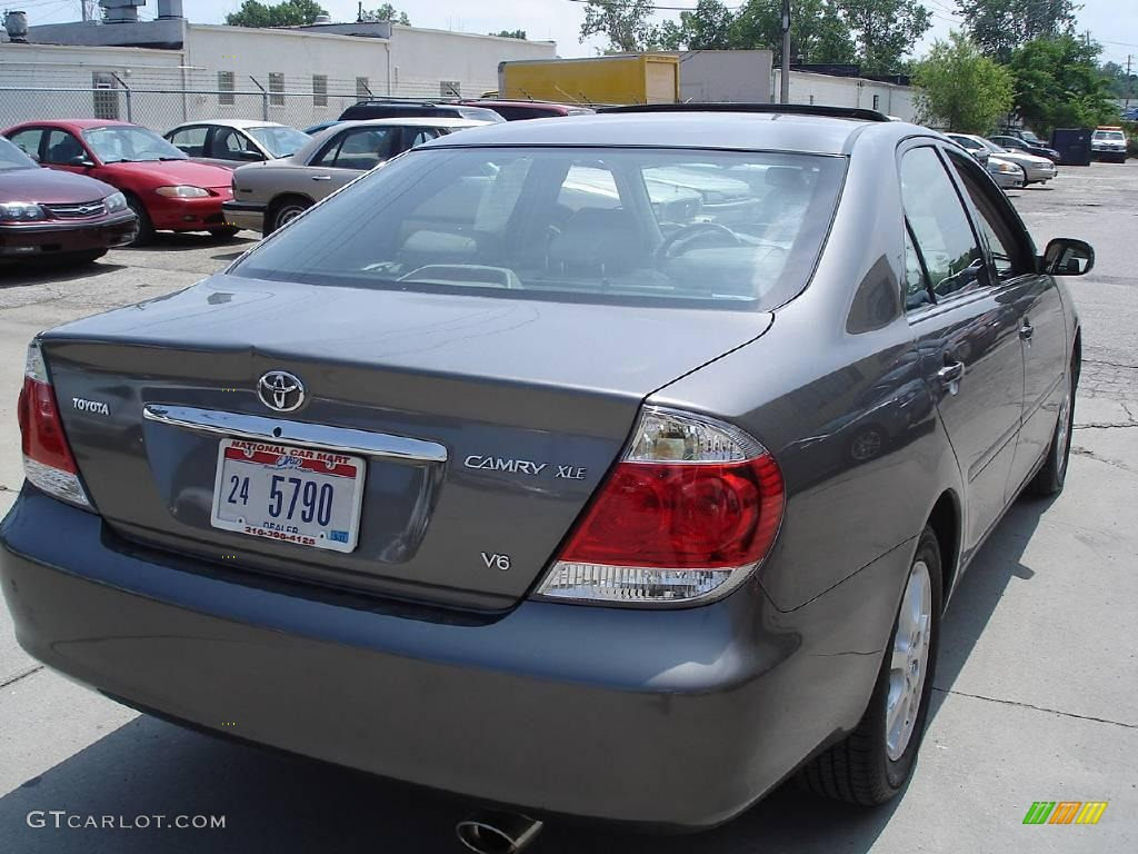 2006 phantom gray pearl toyota camry xle v6 11174548 photo 5 car color galleries. Black Bedroom Furniture Sets. Home Design Ideas