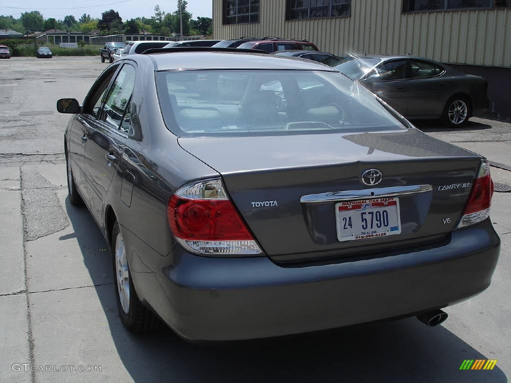 2006 phantom gray pearl toyota camry xle v6 11174548 photo 7 car color galleries. Black Bedroom Furniture Sets. Home Design Ideas