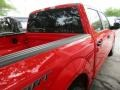 2016 Race Red Ford F150 XL SuperCrew  photo #8