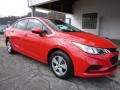 Red Hot - Cruze LS Sedan Photo No. 9