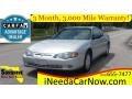 2000 Galaxy Silver Metallic Chevrolet Monte Carlo LS #112033135