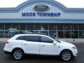 White Platinum 2013 Lincoln MKT EcoBoost AWD