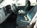 2012 Blue Granite Metallic Chevrolet Silverado 1500 LS Crew Cab  photo #4