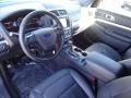 2016 Ingot Silver Metallic Ford Explorer XLT 4WD  photo #12
