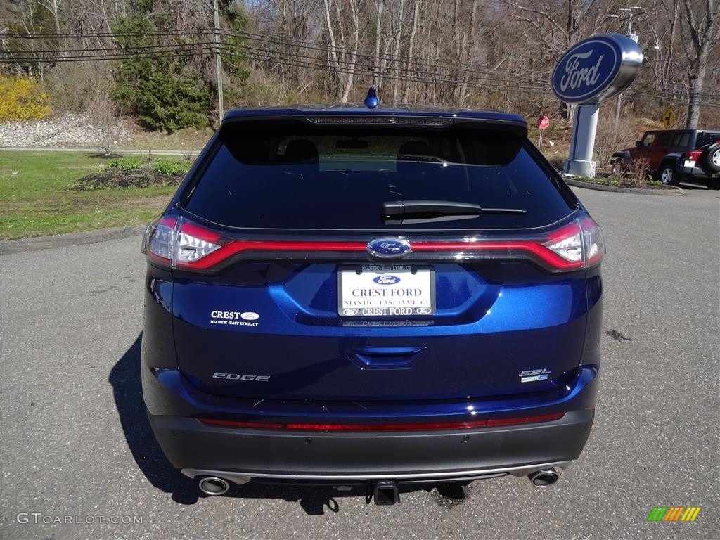 Edge Sel Awd Kona Blue Ebony Photo