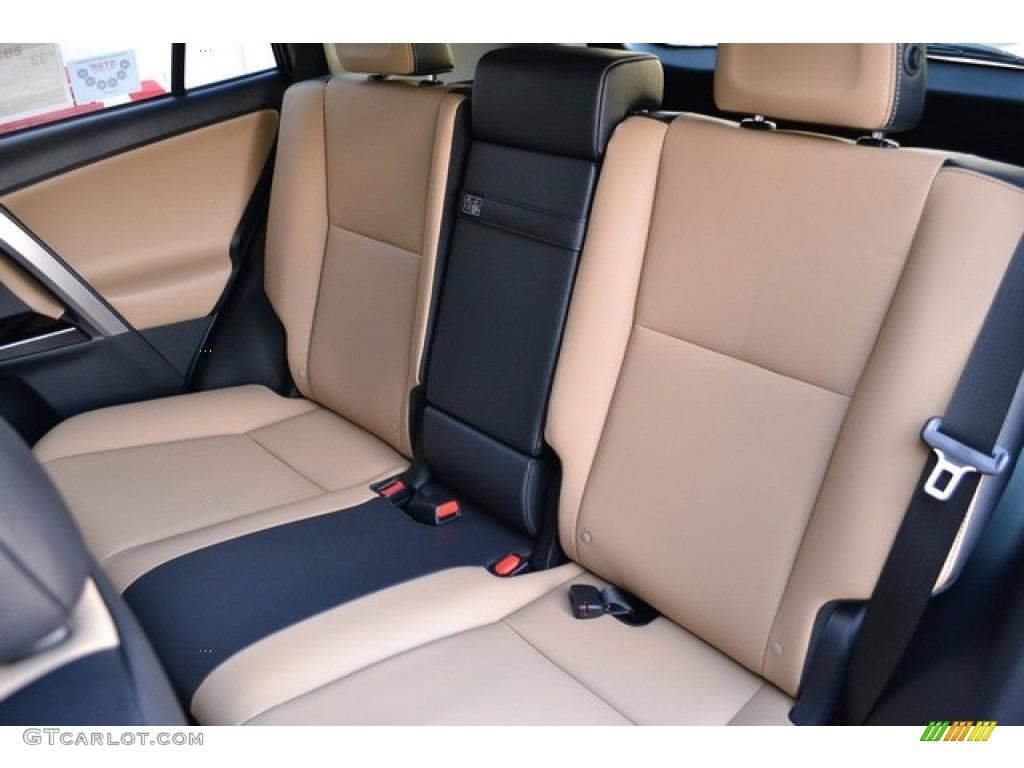 2016 black sand pearl toyota rav4 limited hybrid awd 112067952 photo 7 car. Black Bedroom Furniture Sets. Home Design Ideas