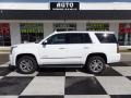 Summit White 2016 GMC Yukon SLT 4WD