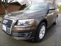 Teak Brown Metallic 2011 Audi Q5 2.0T quattro