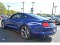 2016 Deep Impact Blue Metallic Ford Mustang GT Coupe  photo #16