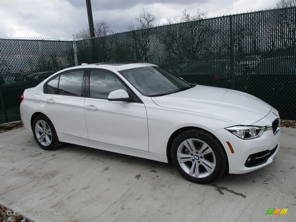 Bmw 328i Xdrive 2011 >> 2016 Alpine White BMW 3 Series 328i xDrive Sedan #112149648 | GTCarLot.com - Car Color Galleries