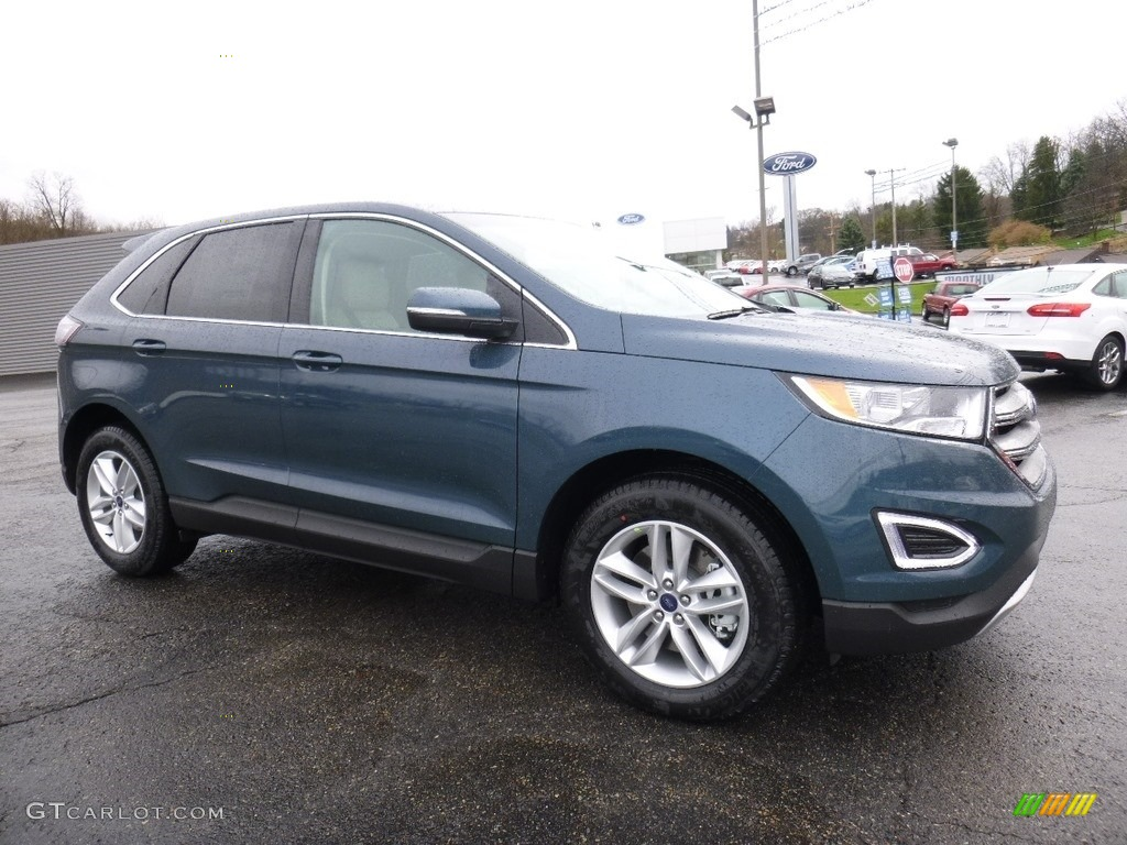 2016 Too Good To Be Blue Ford Edge Sel Awd 112149353