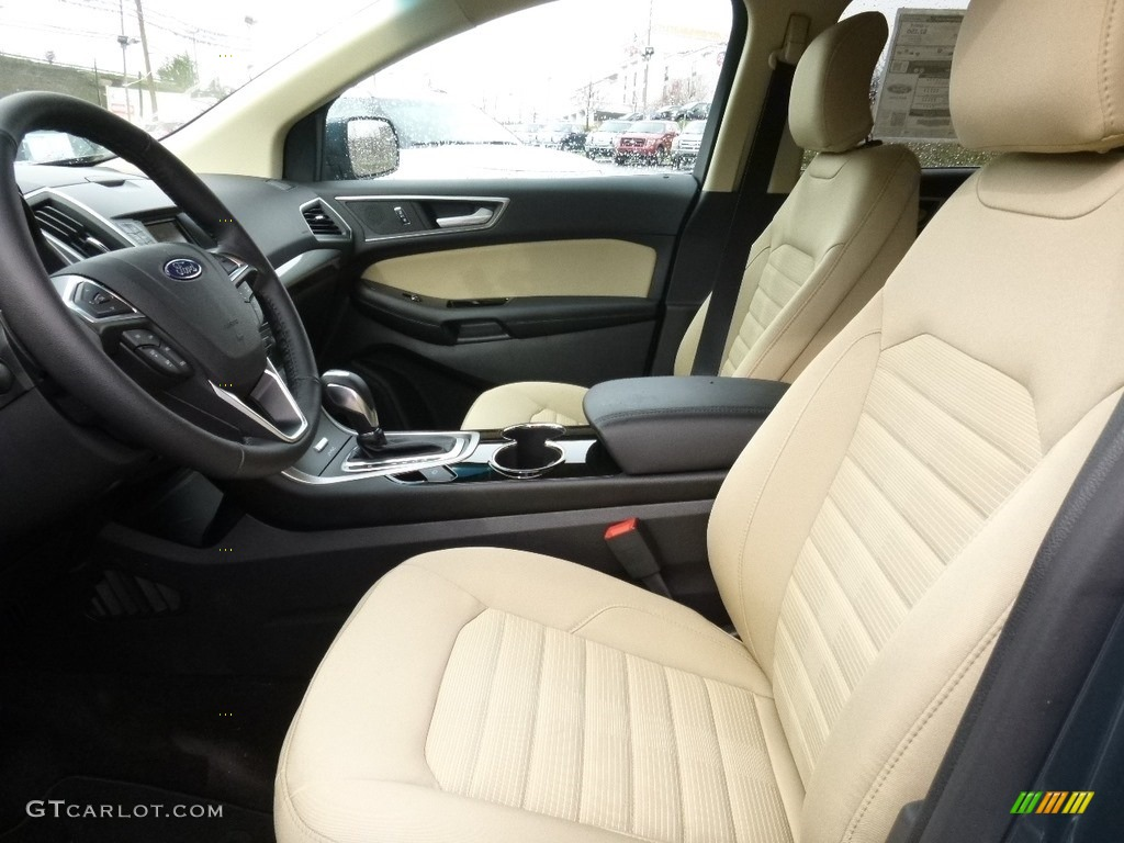2016 Too Good to Be Blue Ford Edge SEL AWD #112149353 Photo #7   GTCarLot.com - Car Color Galleries