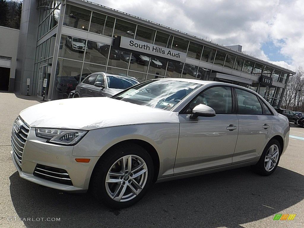 Cuvee Silver Metallic Audi A T Premium Quattro - South hills audi