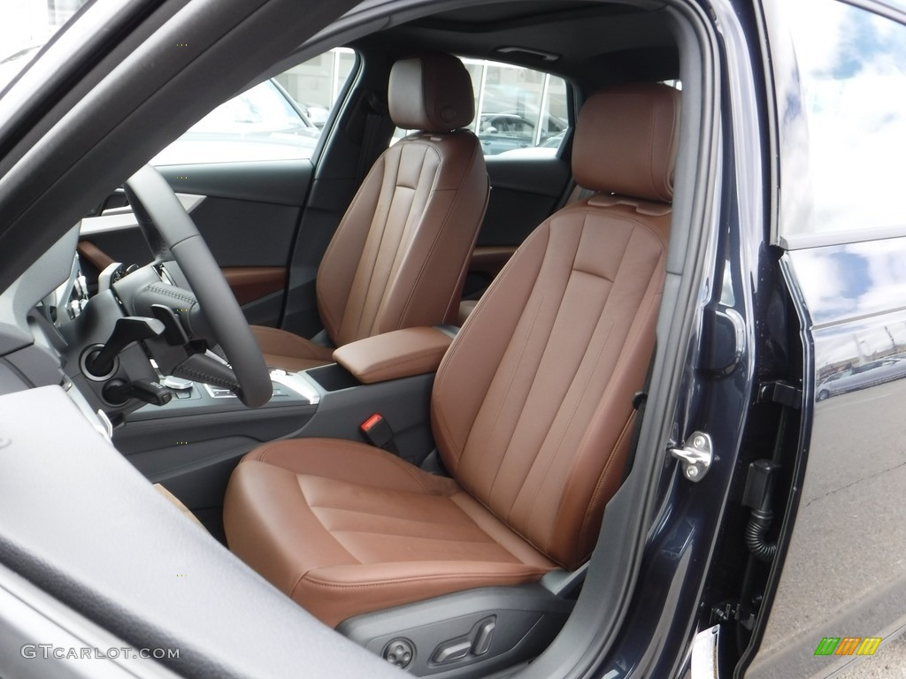 2017 Moonlight Blue Metallic Audi A4 2.0T Premium quattro ...