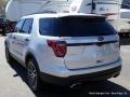 2016 Ingot Silver Metallic Ford Explorer Sport 4WD  photo #3