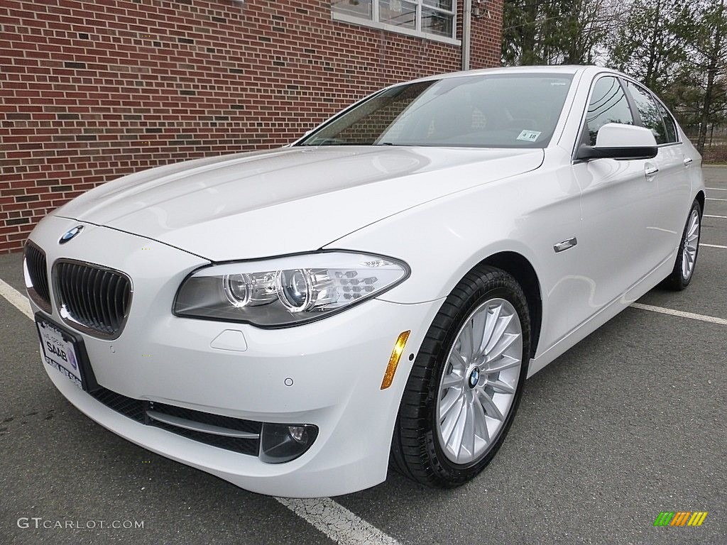 2013 alpine white bmw 5 series 535i xdrive sedan 112184981 car color galleries. Black Bedroom Furniture Sets. Home Design Ideas