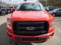 2016 Race Red Ford F150 XL SuperCrew 4x4  photo #9