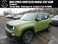 2016 Jungle Green Jeep Renegade 75th Anniversary 4x4 #112208396