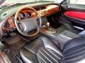 2000 Jaguar XK Charcoal Interior Interior Photo