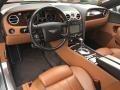 2006 Continental GT  Saddle Interior