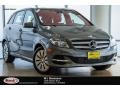 Mountain Grey Metallic 2016 Mercedes-Benz B 250e