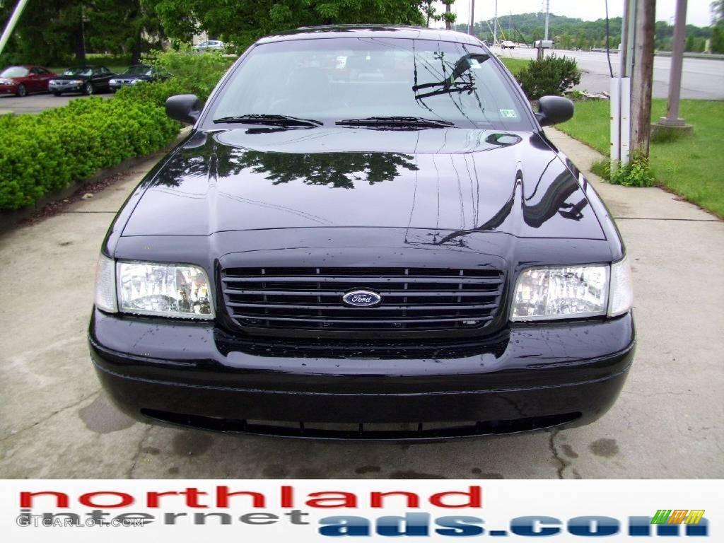 2006 black ford crown victoria lx sport 11216602 photo 6 car color galleries. Black Bedroom Furniture Sets. Home Design Ideas