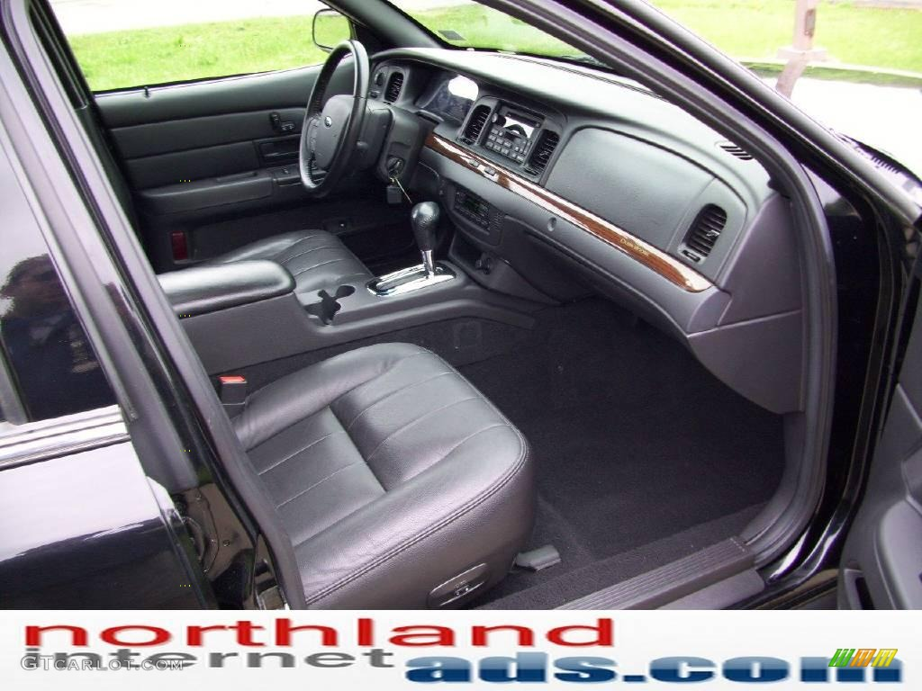 2006 black ford crown victoria lx sport 11216602 photo 17 car color galleries. Black Bedroom Furniture Sets. Home Design Ideas