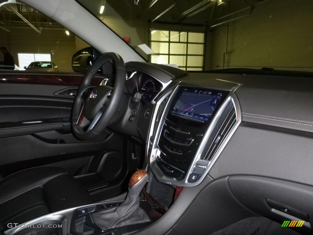 2015 Graphite Metallic Cadillac Srx Luxury Awd 112260082 Photo 11 Car Color