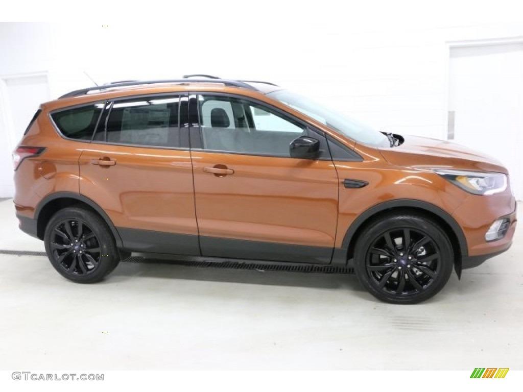 Ford Escape Colors >> 2017 Canyon Ridge Ford Escape SE 4WD #112259663 Photo #2 ...