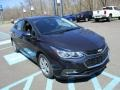 Blue Ray Metallic - Cruze LS Sedan Photo No. 8