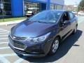 Blue Ray Metallic - Cruze LS Sedan Photo No. 10