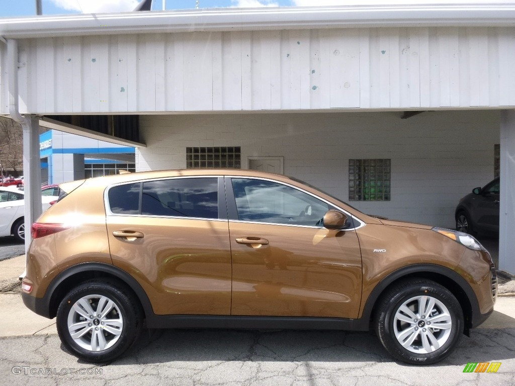 2017 burnished copper kia sportage lx awd 112284774 car color galleries. Black Bedroom Furniture Sets. Home Design Ideas