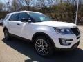2016 Oxford White Ford Explorer Sport 4WD  photo #8
