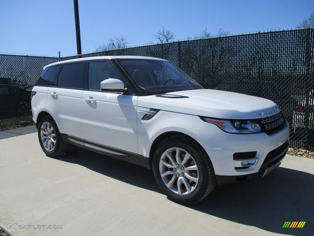 2016 fuji white land rover range rover sport hse 112317216 car color galleries. Black Bedroom Furniture Sets. Home Design Ideas
