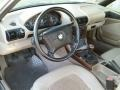 Beige Prime Interior Photo for 1997 BMW Z3 #112321644