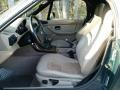 Beige Front Seat Photo for 1997 BMW Z3 #112321710