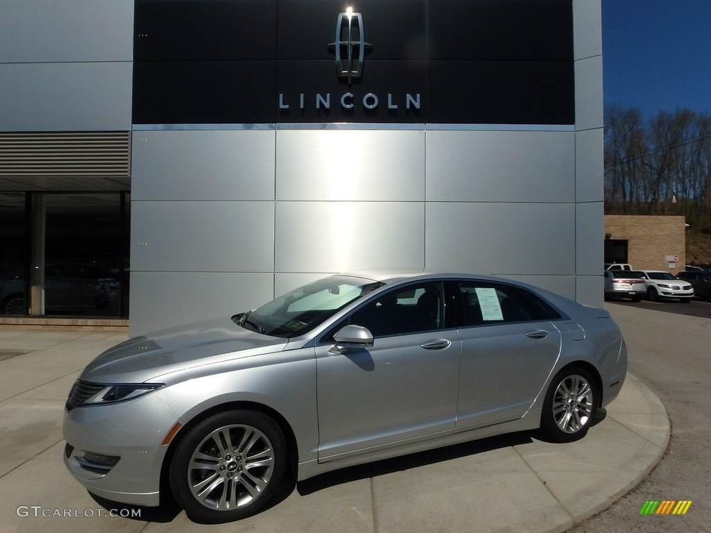 2016 Lincoln MKZ for sale, Salem OH, 2.0 4 Cylinder,Silver ...