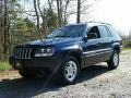 2004 Midnight Blue Pearl Jeep Grand Cherokee Laredo 4x4 #112347856