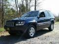 2004 Midnight Blue Pearl Jeep Grand Cherokee Laredo 4x4 #112347856