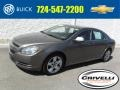 2010 Mocha Steel Metallic Chevrolet Malibu LT Sedan #112347811