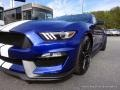 2016 Deep Impact Blue Metallic Ford Mustang Shelby GT350  photo #31