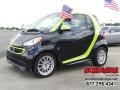 Deep Black 2013 Smart fortwo pure coupe