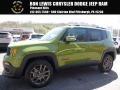 Jungle Green 2016 Jeep Renegade 75th Anniversary 4x4