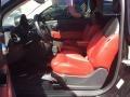 Nero (Black) - 500 c cabrio Lounge Photo No. 10