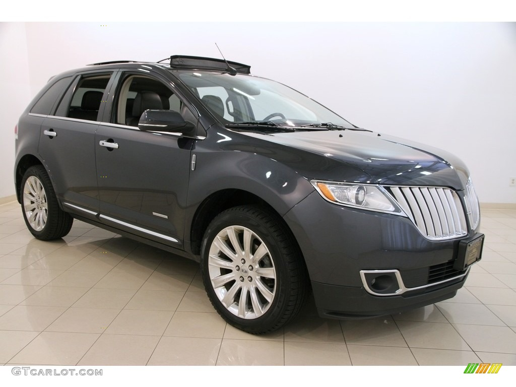2013 smoked quartz lincoln mkx awd 112369498 car color galleries. Black Bedroom Furniture Sets. Home Design Ideas