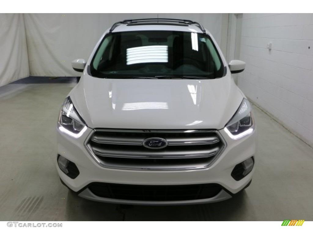 2017 white platinum ford escape se 4wd 112369184 photo 2 car color galleries. Black Bedroom Furniture Sets. Home Design Ideas